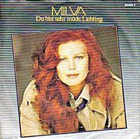 Cover Milva - Du bist sehr müde, Liebling