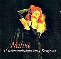 Cover Milva - Lieder zwischen zwei Kriegen