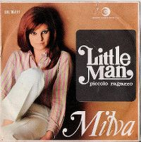 Cover Milva - Little Man