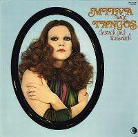 Cover Milva - Milva singt Tangos deutsch und italienisch