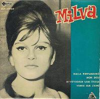 Cover Milva - Nulla rimpiangerò