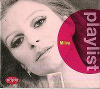 Cover Milva - Playlist