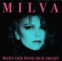 Cover Milva - Wenn der Wind sich dreht