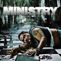 Cover Ministry - Relapse