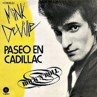 Cover Mink DeVille - Cadillac Walk