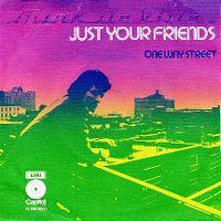 Cover Mink DeVille - Just Your Friends