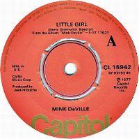 Cover Mink DeVille - Little Girl
