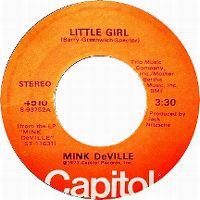 Cover Mink DeVille - Little Girl