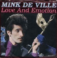 Cover Mink DeVille - Love And Emotion