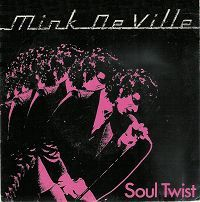 Cover Mink DeVille - Soul Twist