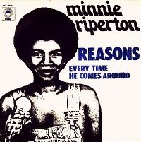 Cover Minnie Riperton - Reasons