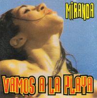 Cover Miranda - Vamos a la playa