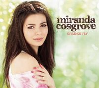 Cover Miranda Cosgrove - Sparks Fly