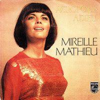 Cover Mireille Mathieu - Acropolis adieu