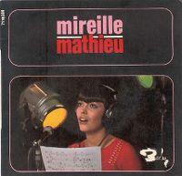 Cover Mireille Mathieu - Adieu à la nuit