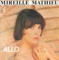 Cover Mireille Mathieu - Allo