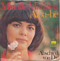Cover Mireille Mathieu - Aloa-he