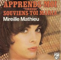 "Cover Mireille Mathieu - Apprends-moi ""Tornerò"""
