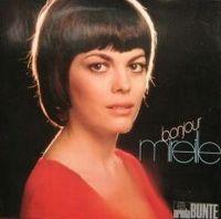 Cover Mireille Mathieu - Bonjour Mireille