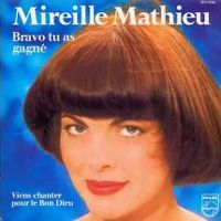 Cover Mireille Mathieu - Bravo tu as gagné