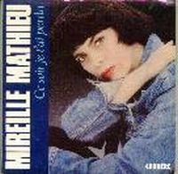 Cover Mireille Mathieu - Ce soir, je t'ai perdu