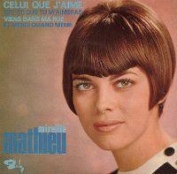 Cover Mireille Mathieu - Celui que j'aime
