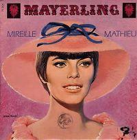 Cover Mireille Mathieu - C'est à Mayerling