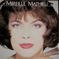 Cover Mireille Mathieu - Chanter