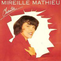 Cover Mireille Mathieu - Chanter