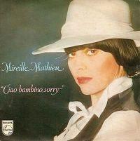 Cover Mireille Mathieu - Ciao bambino, sorry