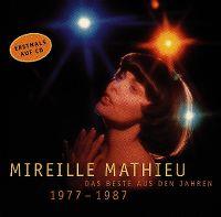 Cover Mireille Mathieu - Das Beste aus den Jahren 1977-1987