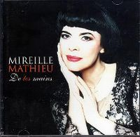 Cover Mireille Mathieu - De tes mains