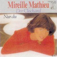 Cover Mireille Mathieu - Der Clochard