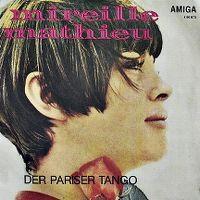 Cover Mireille Mathieu - Der Pariser Tango
