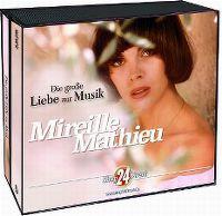 Cover Mireille Mathieu - Die große Liebe zur Musik