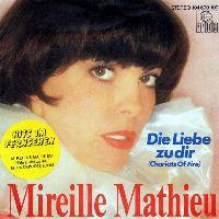Cover Mireille Mathieu - Die Liebe zu dir