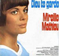 Cover Mireille Mathieu - Dieu te garde