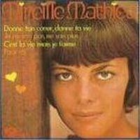 Cover Mireille Mathieu - Donne ton cœur, donne ta vie