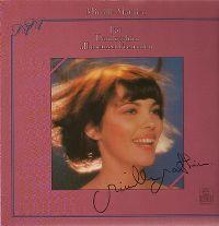 Cover Mireille Mathieu - Ein Dankeschön all meinen Freunden