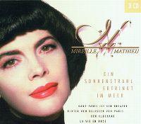 Cover Mireille Mathieu - Ein Sonnenstrahl ertrinkt im Meer