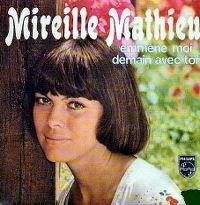Cover Mireille Mathieu - Emmène-moi demain avec toi