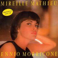 Cover Mireille Mathieu - Ennio Morricone