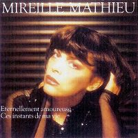 Cover Mireille Mathieu - Eternellement amoureuse
