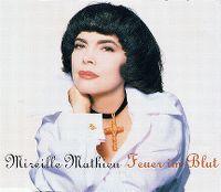 Cover Mireille Mathieu - Feuer im Blut