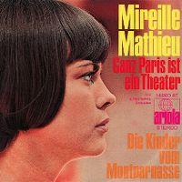 Cover Mireille Mathieu - Ganz Paris ist ein Theater