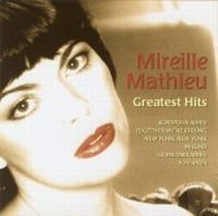 Cover Mireille Mathieu - Greatest Hits