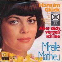 Cover Mireille Mathieu - Hans im Glück