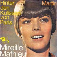 Cover Mireille Mathieu - Hinter den Kulissen von Paris