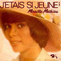 Cover Mireille Mathieu - J'étais si jeune