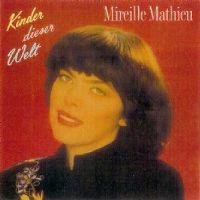 Cover Mireille Mathieu - Kinder dieser Welt